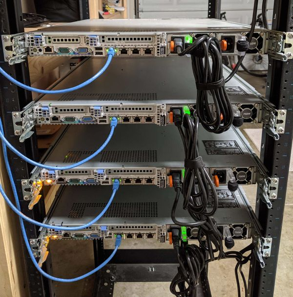 Home data center